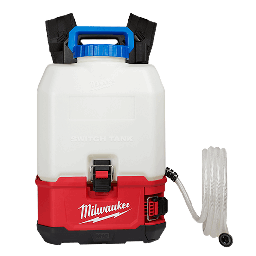 M18 Switch Tank 4 Gallon Backpack Water Supply Kit Milwaukee Tool